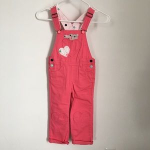 H&M Girls Overalls
